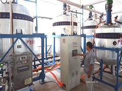 国内首条无氰无甲醛酸性镀铜生产线在河北霸州进入试生产
