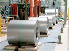攀钢西昌钢钒钛卷板实现自动批量轧制