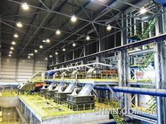 十五冶七公司俄罗斯选矿厂项目试车成功