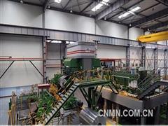 天津忠旺2800mm冷轧机实现最高轧制速度