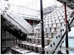 六冶大力推行新型铝模板应用