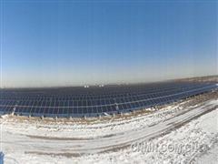 中核集团南大港光伏电站年度上网电量创历史新高