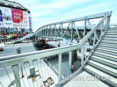 铝桥:城市的亮丽风景线