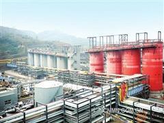 东方希望铝系综合循环经济项目填补晋中铝工业空白