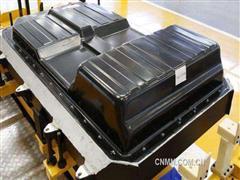 包头昊明稀�土新电源2亿安时稀土酆�t动力电池建设项目顺利投产