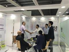 泛华化学拳头产品首登全球第四大橡塑展