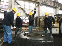 安庆铜矿:加强设备管理 保障顺利生产