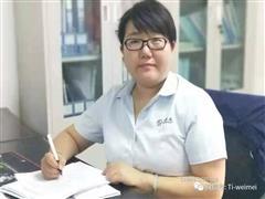 """拓普达的""""穆桂英""""——记拓普达钛业有限公司总工程师董洁"""