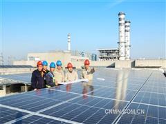 大年夜唐国际:屋顶光伏撑起绿色再生动力
