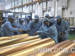 国际铜加工协会技术年会在铜陵召开