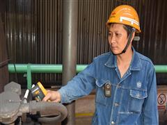 攀钢钛冶炼厂做实安全生产月活动