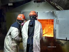 易门铜业底吹炉运行周期达到国内一流水平
