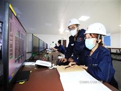 攀钢钛渣冶炼电炉实现集中控制