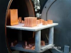 经济便利的3D打印纯铜进一步打开铜的精彩制造空间