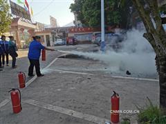 漂塘钨业加强消防安全教育培训