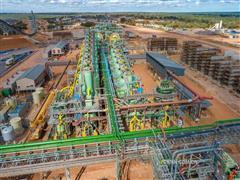 紫金矿业刚果(金)卡莫阿-卡库拉铜矿选厂基本竣工 即将带料试车