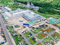 紫金矿业丘卡卢-佩吉世界级铜金矿试生产
